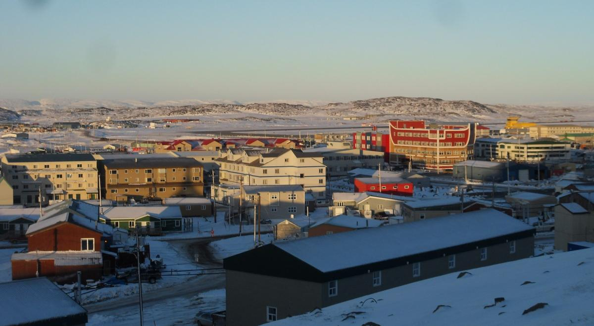 ARCTIC COMMUNITIES AND COVID-19